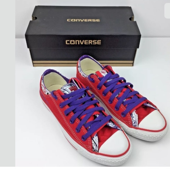 dcef769abf45 Converse Shoes - Converse All Star Double Tongue Sneakers
